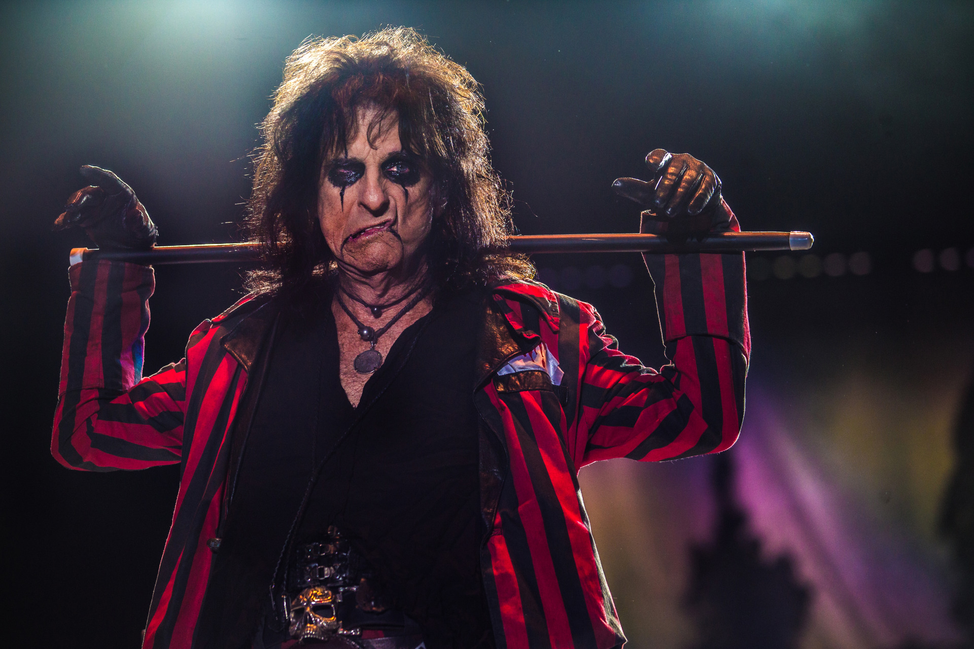 Alice Cooper Rock USA Color
